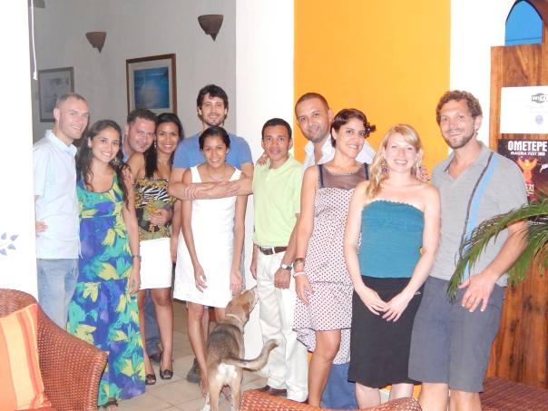Christmas' Eve 2013, Granada, Nicaragua.